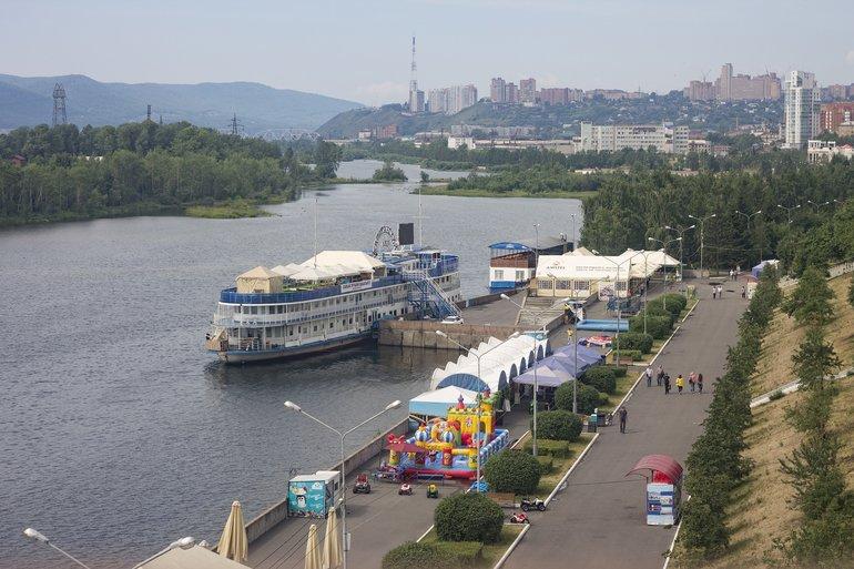 достопримечательности Красноярска