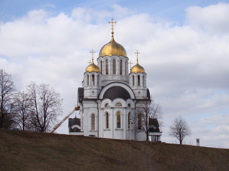 храмы и церкви Самары